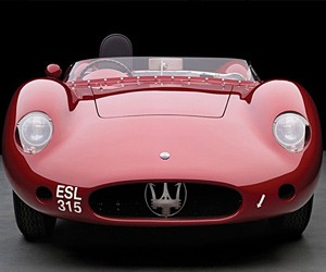 Classic Car: 1957 Maserati 250S