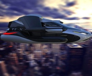 Terrafugia TF-X Might Be The First Legal Flying Ca