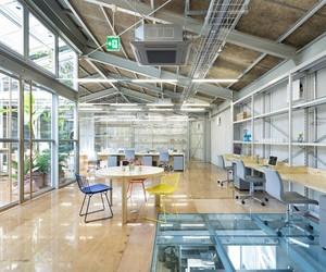 Blue Bottle Coffee by Schemata Architects