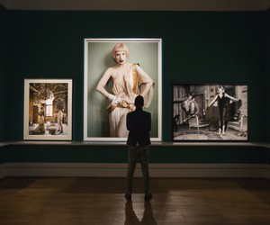 Mario Testino's In Your Face Exhibition