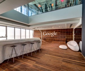 New Google Tel Aviv Office by Camenzind Evolution