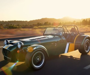 Caterham Seven 620 R Is A Modern Piece Of History