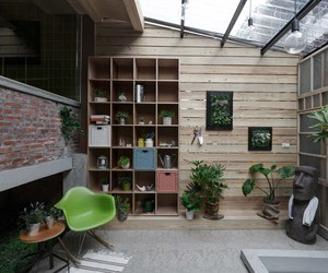 HOUSE IN TAIWAN REFURBISHED BY HOUSE DESIGN