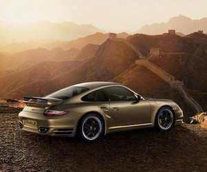 Porsche 911 Turbo China 10th Anniversary Edition
