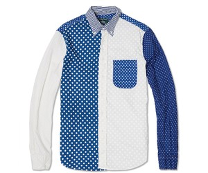 Gitman Vintage x Journal Standard Mash Up Shirt