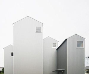 House in Kosai 湖西の家 // Shuhei Goto Architects 後藤周平
