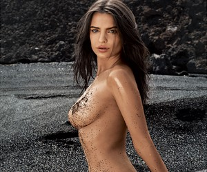 Emily Ratajkowski In GQ By Michael Thompson
