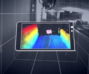 A Phone That Maps The World In 3D