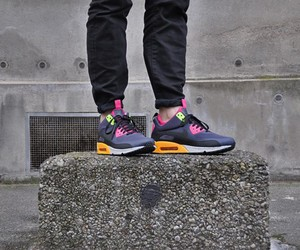 NIKE SNEAKERBOOTS - AIR MAX 90 MID