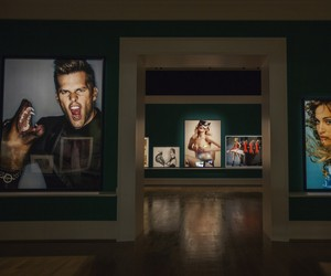 "MARIO TESTINO'S ""IN YOUR FACE"" EXHIBITION"