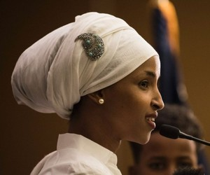 INTRODUCING ILHAN OMAR