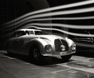 1938 Mercedes Benz 540 K Streamliner