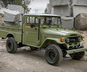1978 Land Cruiser Pickup