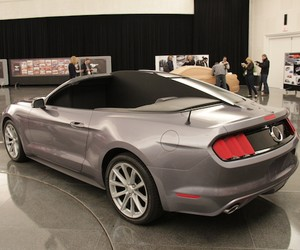 Behind the scenes look at the 2015 Ford Mustang