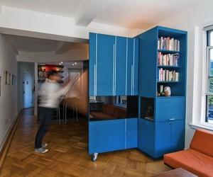 Modular 450 Square Foot Manhattan Apartment