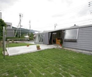 533House by SUWA Architects + Engineers