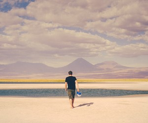 Salar de Atacama by Owen Perry