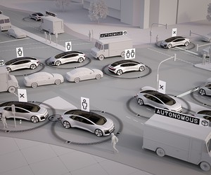 AUDI Envisions Cities Without Congestion