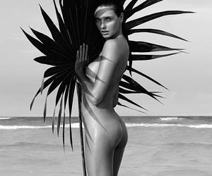 Alina Baikova by Gavin O'Neill