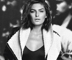 Alyssa Miller by James Macari for Galore