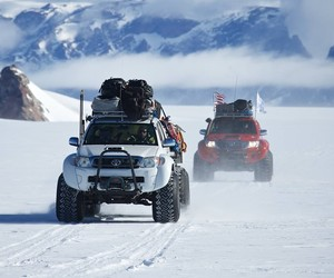 Arctic Trucks Experience With You Behind The Wheel