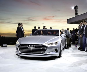AUDI PROLOGUE SHOWCAR / LOS ANGELES AUTO SHOW 2014