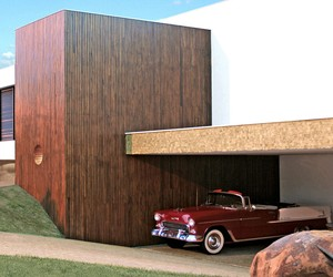 BL House by Studio Guilherme Torres
