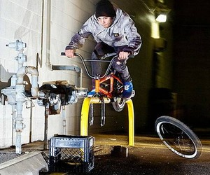 Tate Roskelley – probably the most creative BMXer