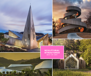Amazing Sculptural Structures Built in 2014