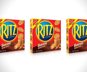 Bacon Ritz Crackers