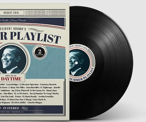 "Barack Obama Shares His ""Summer Playlist 2016"""