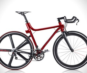Alfa Romeo Carbon Fiber Bicycle