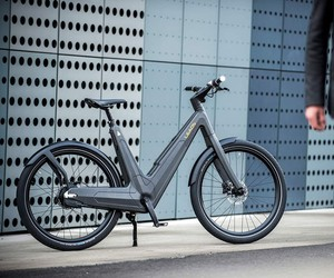 Carbon Fiber Electric Bike