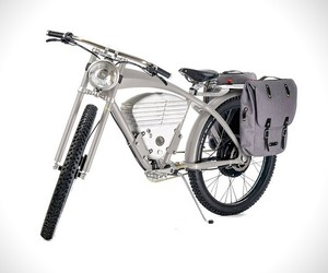 Icon's New E-Flyer II Electric Bike