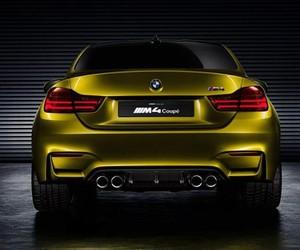 BMW Unveils M4 Coupe