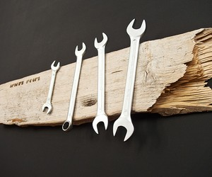 Magnetic Driftwood Board