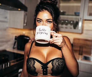 Breakfast with UFC Girl Host Arianny Celeste