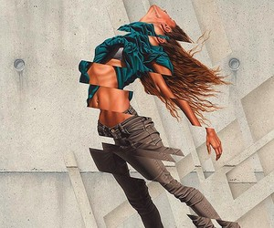 Fragmented Compositions by Artist James Bullough