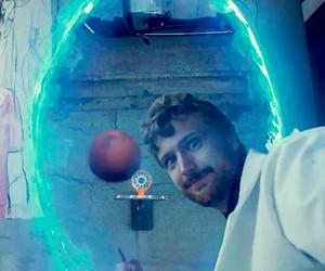 Brilliant Basketball Portal Trick Shots