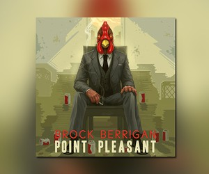"Brock Berrigan – ""Point Pleasant"" (Full Stream)"