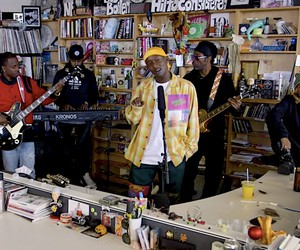 Buddy live @ NPRs Tiny Desk Concerts