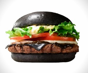 Murdered-Out Burger by Burger King
