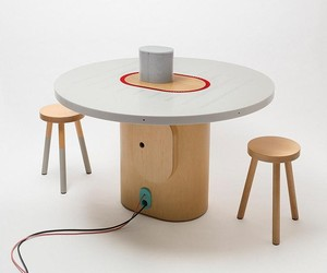 New York Times Invents A Table That Takes Notes