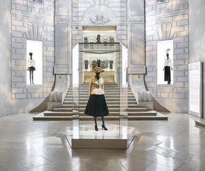 Dior Retrospective at Musée Des Arts Décoratifs