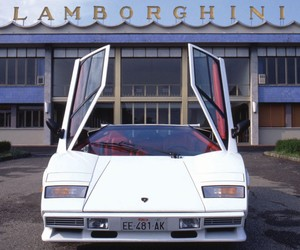 The Lamborghini Countach rocked 60 Minutes in '87