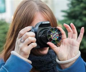 Holga Camera Lens Wheel