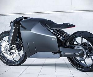 Japanese Samurai Motorbike