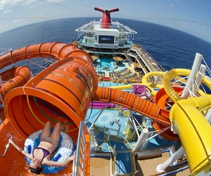 Carnival Vista Has New Entertainment and Thrills