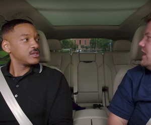 Carpool Karaoke with Will Smith
