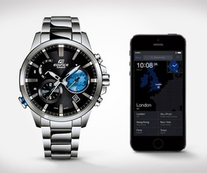 Casio Edifice EQB600d Bluetooth Watch